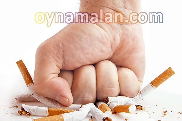 sağlıklı bir yaşam için sigarayı bırakın, sigarayı bırakma yolları, sigarayı bırakmak neler yapılabilir
