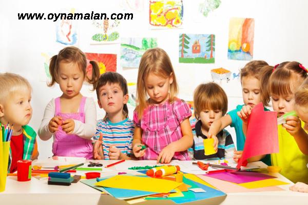 Anaokulunun faydaları nelerdir, ana sınıfının yararları, çocuklar için anaokulunun yararları