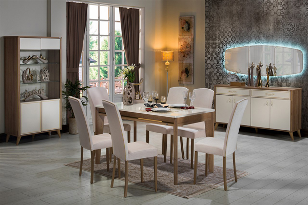 yemek masası modelleri, yemek masası tercihi, yemek masası seçimi